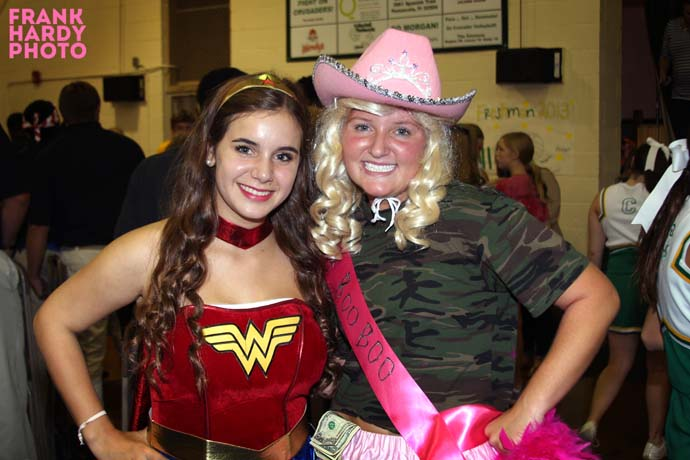 Honey Boo Boo and Superwoman _ CHS_SFW