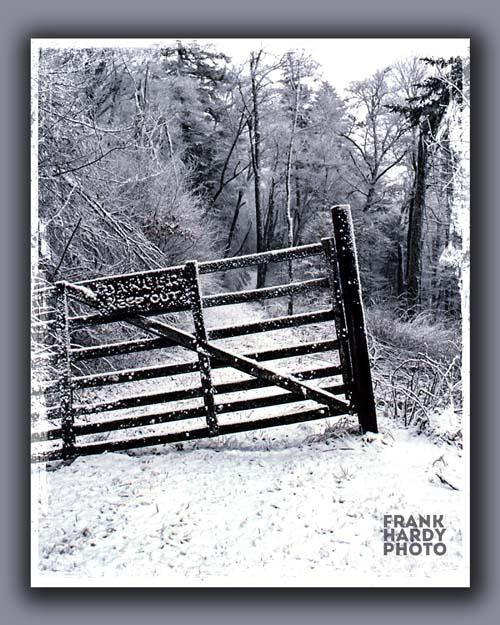 Smoky Mountain Snow Scene_SFW