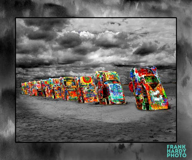 Cadillac Ranch Upload _ SFW